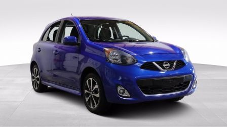 2017 Nissan MICRA SV AC GR ELEC CAMERA RECULE BLUETOOTH                    à Longueuil