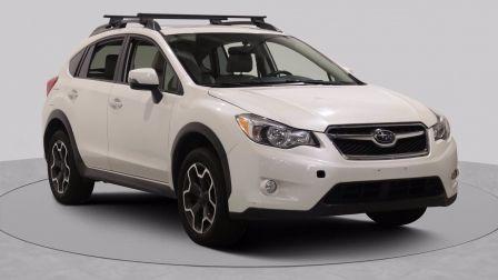 2014 Subaru XV Crosstrek Limited AUTO A/C GR ELECT CUIR TOIT MAGS CAMERA BL                    in Terrebonne