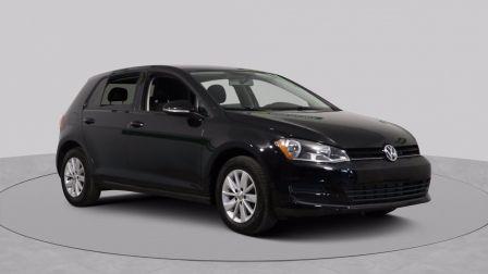 2017 Volkswagen Golf TRENDLINE AUTO A/C MAGS CAM RECUL BLUETOOTH