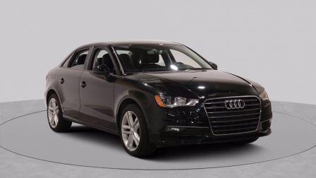 2016 Audi A3 2.0T Komfort AUTO AC GR ELEC MAGS CUIR TOIT BLUETO                    à Drummondville