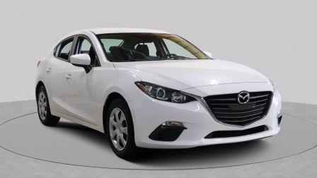 2016 Mazda 3 GX AUTO AC GR ELEC CAM RECULE BLUETOOTH                    à Drummondville