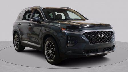 2019 Hyundai Santa Fe Luxury AWD AUTO AC GR ELEC MAGS TOIT PANO CAM RECU                    à Drummondville