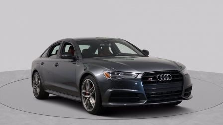 2017 Audi S6 S6 QUATTRO A/C CUIR TOIT MAGS NAV BLUETOOTH                    à Vaudreuil