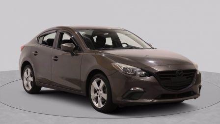 2015 Mazda 3 GX GR ELECT BLUETOOTH BAS KILOMETRAGE                    à Longueuil