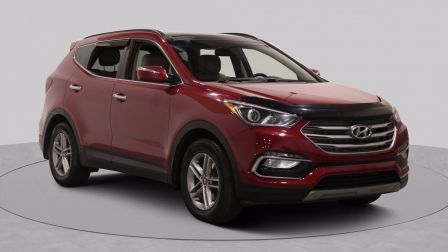 2018 Hyundai Santa Fe Luxury AUTO A/C GR ELECT AWD MAGS CUIR TOIT NAVIGA                    à Saguenay