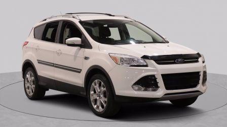 2014 Ford Escape Titanium AUTO A/C GR ELECT MAGS CAMERA CUIR BLUETO                    à Sherbrooke