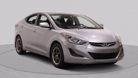 2015 Hyundai Elantra L GR ELECT MAGS BLUETOOTH                    à Repentigny