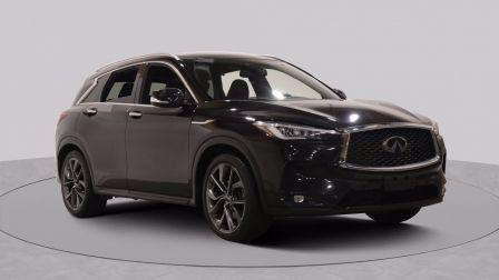 2019 Infiniti QX50 LUXE AWD AUTO A/C GR ELECT MAGS CUIR TOIT NAVIGATI                    in Terrebonne