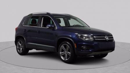 2017 Volkswagen Tiguan HIGHLINE AWD AUTO A/C CUIR TOIT MAGS CAM RECUL                    à Saint-Jérôme