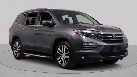 2018 Honda Pilot 7 PASSAGERS DVD AWD AUTO A/C CUIR TOIT NAV MAGS                    à Saint-Jérôme