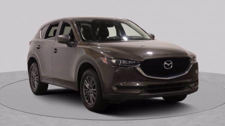 2018 Mazda CX 5 GS AUTO A/C GR ELECT MAGS AWD TOIT CUIR CAMERA BLU                    à Montréal