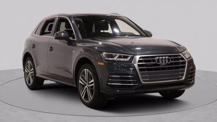 2018 Audi Q5 Technik AUTO A/C GR ELECT MAGS AWD TOIT CUIR CAMER                    in Terrebonne