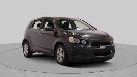 2014 Chevrolet Sonic LT AUTO A/C GR ELECT MAGS CAMERA BLUETOOTH                    à Saguenay