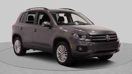 2016 Volkswagen Tiguan SPECIAL ÉDITION AWD AUTO A/C GR ELECT MAGS CAM REC                    in Terrebonne