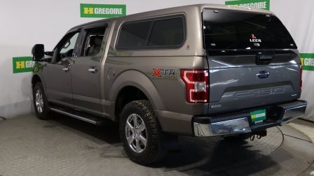 2018 Ford F150 XLT AUTO A/C AWD GR ELECT MAGS CAM RECUL BLUETOOTH                    in Terrebonne
