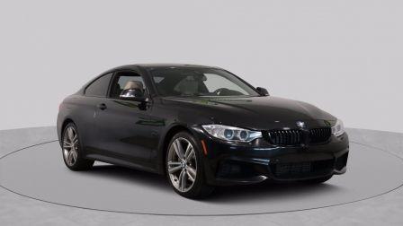 2015 BMW 435I XDRIVE AUTO A/C CUIR TOIT MAGS CAM RECUL BLUETOOTH                    à Saguenay