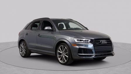 2018 Audi Q3 TECHNIK AUTO A/C QUATTRO CUIR TOIT MAGS CAM RECUL                    à Saint-Jérôme