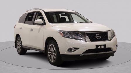 2015 Nissan Pathfinder SV AWD AUTO A/C GR ELECT 7 PASSAGERS MAGS CAMERA B                    à Drummondville