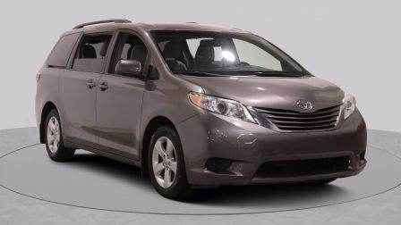 2016 Toyota Sienna LE AUTO A/C GR ELECT  MAGS 8 PASSAGERS CAMERA BLUE                    in Terrebonne