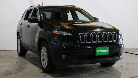 2018 Jeep Cherokee North 4x4 AUTO AC GR ELEC MAGS CAM RECULE BLUETOOT                    à Saint-Jérôme