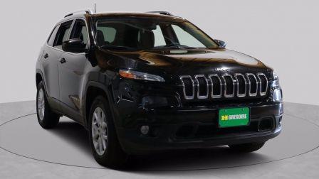 2018 Jeep Cherokee North 4x4 AUTO AC GR ELEC MAGS CAM RECULE BLUETOOT                    à Drummondville