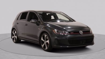 2016 Volkswagen Golf GTI Performance AUTO A/C GR ELECT MAGS CUIR TOIT CAMER                    in Terrebonne