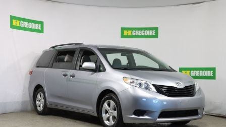 2017 Toyota Sienna 7 PASSAGER AUTO A/C GR ÉLECT MAGS CAM RECUL
