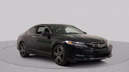 2017 Honda Accord TOURING AUTO A/C CUIR TOIT NAV MAGS CAM RECUL                    à Repentigny