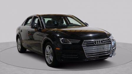 2017 Audi A4 Komfort AWD AUTO A/C GR ELECT MAGS CUIR TOIT BLUET                    à Saguenay