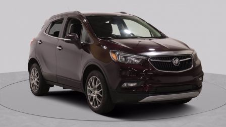 2017 Buick Encore Sport Touring AWD AUTO A/C GR ELECT MAGS CUIR CAME                    à Longueuil