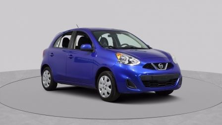 2016 Nissan MICRA SV MAN A/C GR ELECT BLUETOOTH