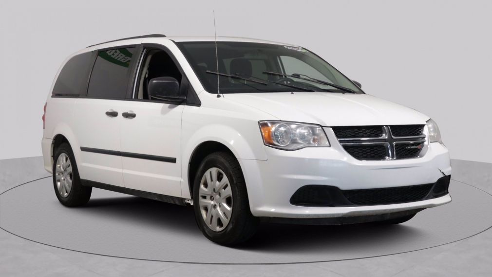 2016 Dodge GR Caravan CVP AUTO A/C GR ELECT #