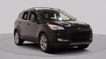 2014 Ford Escape Titanium AWD AUTO A/C GR ELECT CUIR TOIT CAMERA RE                    à Saguenay