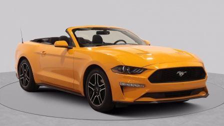 2018 Ford Mustang EcoBoost AUTO A/C GR ELECT MAGS CAMERA BLUETOOTH                    à Saint-Jérôme