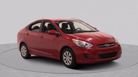 2016 Hyundai Accent GL AUTO A/C GR ELECT BLUETOOTH                    in Terrebonne