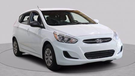 2016 Hyundai Accent GL AC GR ELEC BLUETOOTH SIÈGE CHAUFFANT                    à Repentigny