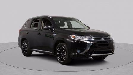 2018 Mitsubishi Outlander PHEV GT 4WD AUTO A/C CUIR TOIT MAGS CAM RECUL BLUETOOTH                    à Repentigny