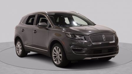 2019 Lincoln MKC Select AWD AUTO A/C GR ELECT CUIR MAGS CAMERA RECU
