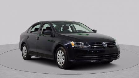 2016 Volkswagen Jetta TRENDLINE BLUETOOTH CAM RECUL                    à Saint-Jérôme