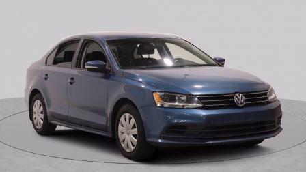 2016 Volkswagen Jetta Trendline+ AUTO A/C GR ELECT CAMERA BLUETOOTH                    à Longueuil