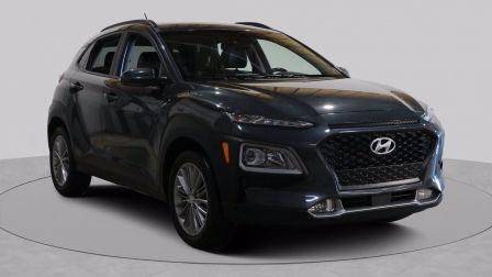 2018 Hyundai Kona Luxury AWD AUTO AC GR ELEC MAGS TOIT CAM RECULE                    à Saguenay