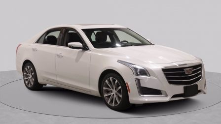 2016 Cadillac CTS Luxury Collection AWD AUTO A/C  CUIR TOIT NAVIGATI                    in Terrebonne
