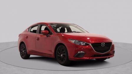 2015 Mazda 3 GS A/C GR ELECT MAGS CAM RECUL BLUETOOTH