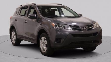 2015 Toyota Rav 4 LE AWD AUTO A/C GR ELECT CAMERA BLUETOOTH