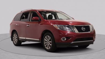 2016 Nissan Pathfinder SL AWD AUTO A/C GR ELECT MAGS CUIR CAMERA BLUETOOT                    à Drummondville