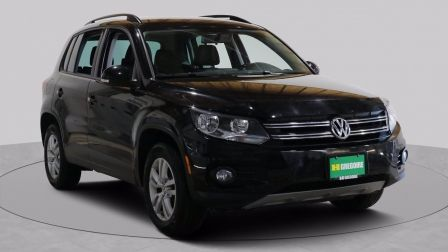 2015 Volkswagen Tiguan Trendline AWD AUTO AC GR ELEC MAGS BLUETOOTH                    à Saguenay
