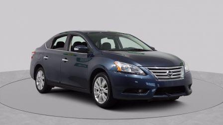 2014 Nissan Sentra SL AUTO A/C CUIR TOIT MAGS CAM RECUL BLUETOOTH