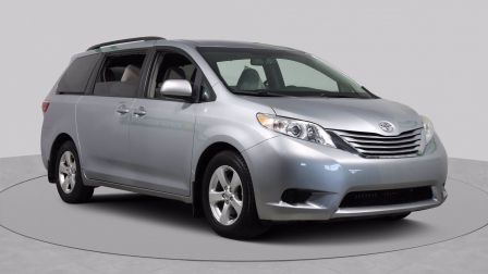 2016 Toyota Sienna LE 7 PASSAGER AUTO A/C GR ELECT MAGS CAM RECUL BLU                    à Sherbrooke