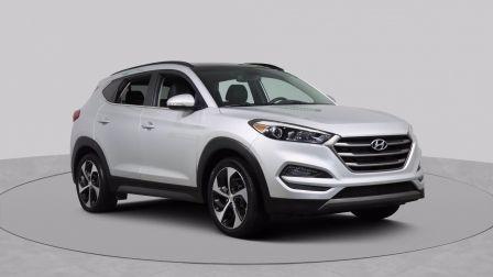 2016 Hyundai Tucson LIMITED AWD AUTO A/C CUIR TOIT MAGS CAM RECUL BLUE