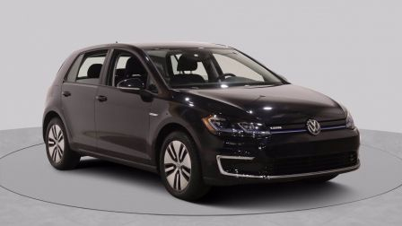 2018 Volkswagen e Golf COMFORTLINE AUTO A/C GR ELECT MAGS CAM RECUL BLUET
